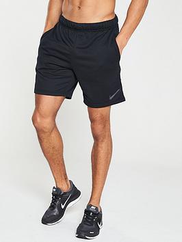 nike-dry-fleece-training-shorts-black