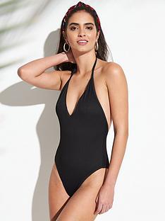 boux-avenue-miami-rib-swimsuit-black