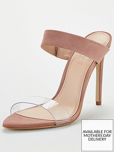office-hurley-clear-strap-heeled-sandal