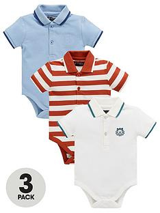 mini-v-by-very-baby-3-pack-polo-bodysuits--multi