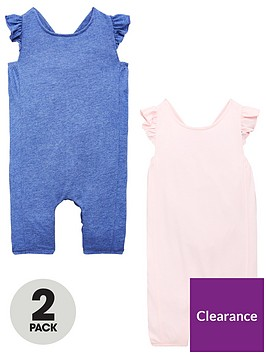 mini-v-by-very-baby-girls-favourites-2-pack-dungarees-multi