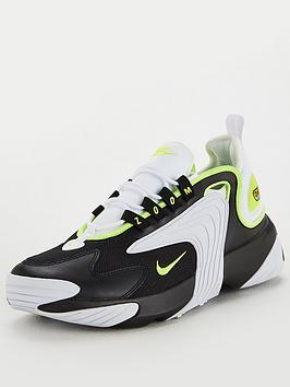c536bd5e8 Nike Zoom 2K - White/Black/Volt   littlewoods.com