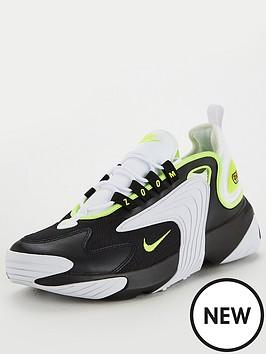 d73ca9c9f2763 Nike Zoom 2K - White Black Volt
