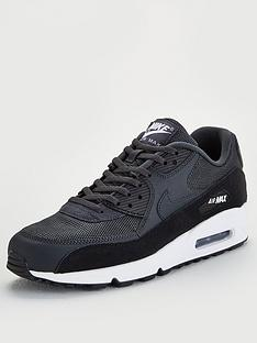 differently 95477 2a65a Nike Air Max 90 - Black