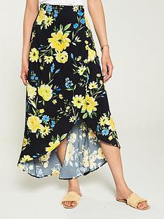 v-by-very-wrap-maxi-skirt--nbspfloral-print