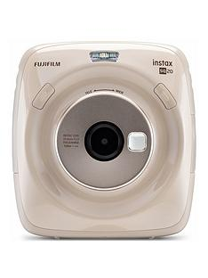 fujifilm-instax-square-sq20-hybrid-instant-camera-with-optional-10-or-30-pack-of-paper-beige