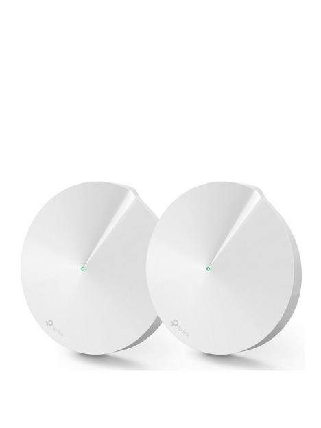 tp-link-deco-m9-plus-whole-home-wi-fi-with-built-in-smart-home-hub-ndash-2-pack-built-in-years-antivirus