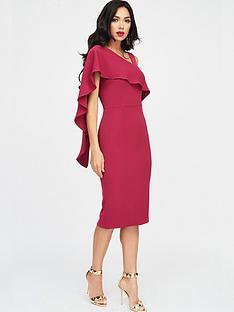 lavish-alice-lavish-alice-asymmetric-draped-midi-dress