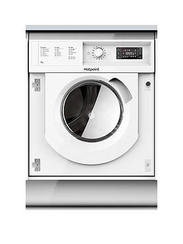 Hotpoint Hotpoint Biwmhg71484 7Kg Load, 1400 Spin Integrated Washing  ... Picture