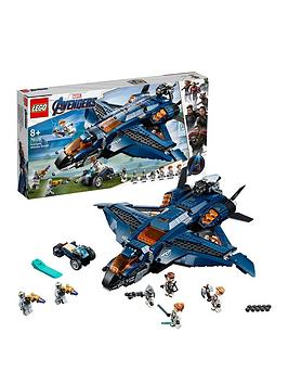 LEGO Super Heroes Lego Super Heroes 76126 Ultimate Quinjet Toy Picture