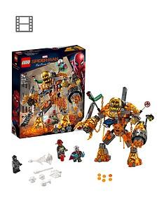lego-super-heroes-76128nbspspider-man-molten-man-toynbsp