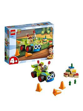 Toy Story Toy Story 10766 Toy Story 4 Woody &Amp; Rc Set Picture