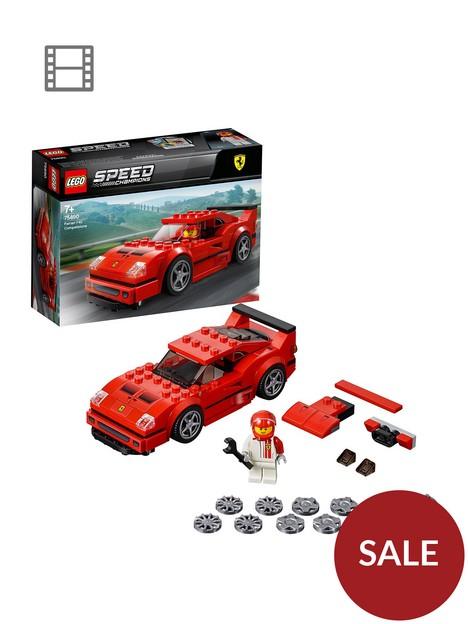lego-speed-champions-75890nbspferrari-f40-competizionenbspcar