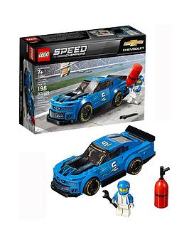 LEGO Speed Champions Lego Speed Champions 75891 Chevrolet Camaro Zl1 Race  ... Picture