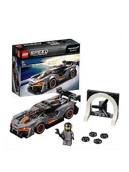 LEGO Speed Champions Lego Speed Champions 75892 Mclaren Senna Car Picture