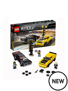 lego-speed-champions-2018-dodge-challenger-srt-demon-and-1970-dodge-charger-rt