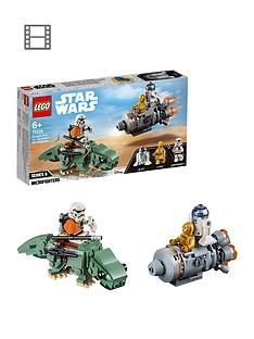 lego-star-wars-75228nbspescape-pod-vs-dewbacknbspmicrofighterstrade