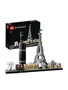 LEGO Architecture  Lego Architecture 21044 Paris
