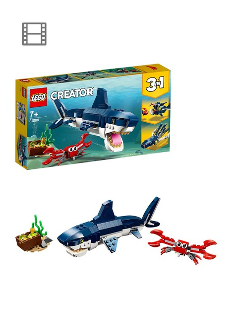 lego-creator-31088nbspdeep-sea-creatures