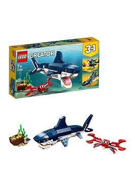LEGO Creator Lego Creator 31088 Deep Sea Creatures Picture