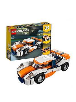 lego-creator-31089-sunset-track-racer-car