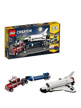 LEGO Creator Lego Creator 31091 Shuttle Transporter Picture