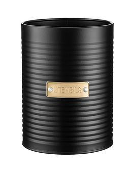 Typhoon Typhoon Otto Black Utensil Pot Picture