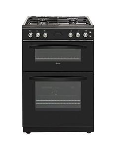 swan-swan-sx15862b-60cm-double-gas-cooker-black