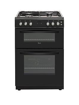 swan-sx15890b-60cm-twin-gas-cooker-black