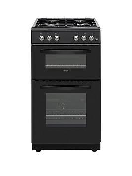 swan-sx15871b-50cm-twin-gas-cooker-black
