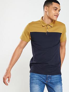 v-by-very-cut-amp-sew-block-polo-shirt-navytan