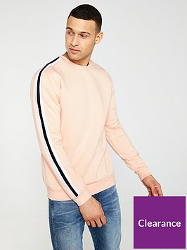 v-by-very-shoulder-tape-crew-sweat-lilac