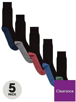 v-by-very-5pk-contrast-heel-socks