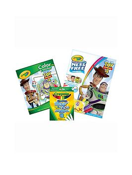 Crayola Crayola Toy Story 4 Bundle Picture