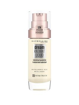 Maybelline Maybelline Dream Radiant Liquid Hydrating Foundation With  ... Picture