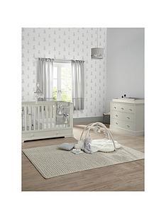 mamas-papas-mamas-papas-oxford-cot-bed-dresser-changer-grey