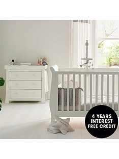 mamas-papas-mamas-papas-mia-sleigh-cot-bed-and-dresser-changer
