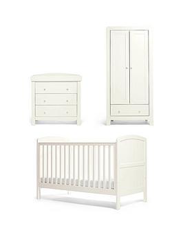 Mamas & Papas Mamas & Papas Dover Cotbed, Dresser & Wardrobe Picture