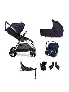 mamas-papas-mamas-papas-flip-xt3-6-piece-bundle-pushchair-carrycot-car-seat-isofix-base-adaptor-cupholder