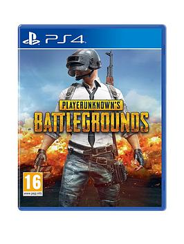 Playstation 4 Playstation 4 Playerunknown'S Battlegrounds (Pubg) - Ps4 Picture