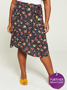 8f8a2edfc5bc4 Plus Size Skirts | Womens Plus Size Maxi Skirt | Littlewoods