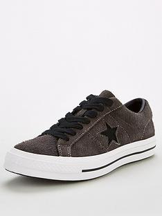 converse-one-star-trainers-dark-grey