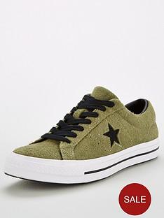 converse-one-star-trainers-khaki