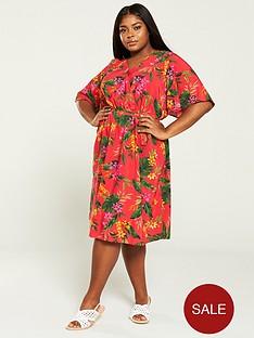 v-by-very-curve-printed-wrap-dress-tropical