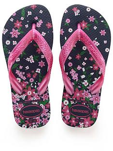 havaianas-flores-flip-flops-navypink
