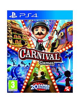 Playstation 4 Playstation 4 Carnival Games Picture