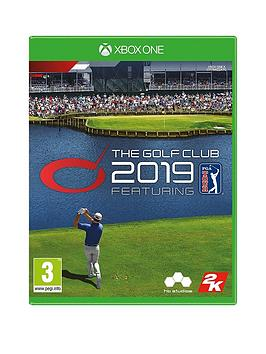 Xbox One Xbox One The Golf Club 2019 Picture