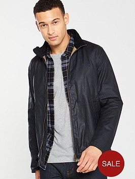 barbour-admiralty-wax-jacket-navy