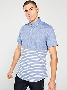 barbour-rowlock-short-sleeved-shirt-blue