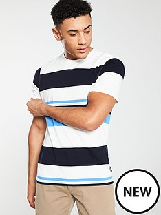 barbour-longitude-stripe-t-shirt-white